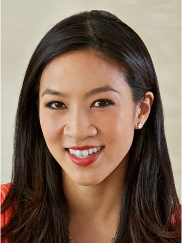 Michelle Kwan - Chubb Fellow, Spring 2019