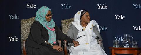 2016-2017 - Hawa Abdi - Human Rights Activist and Physician